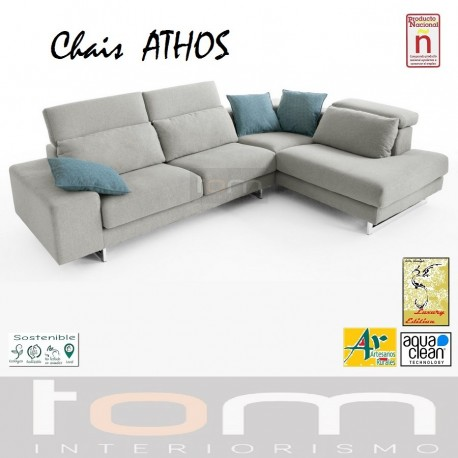 Rinconera y chais ATHOS Evolution